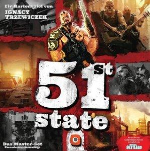 51st State: Das Master-Set (Spiel)