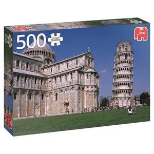 Turm von Pisa - 500 Teile Puzzle