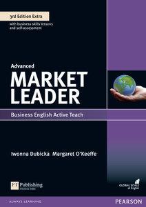 Market Leader. Extra Advanced Active Teach CD-ROM