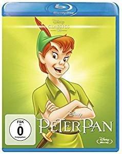Peter Pan, Blu-ray