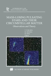 Mass-Losing Pulsating Stars and their Circumstellar Matter