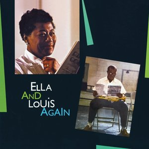 Ella And Louis Again (Limited 180g Farbiges Vinyl)