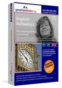 Sprachenlernen24.de Englisch-Aufbau-Sprachkurs. CD-ROM