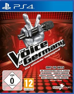 The Voice of Germany - Das offizielle Videospiel