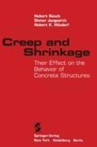 Creep and Shrinkage