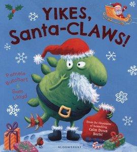 Yikes, Santa-Claws!