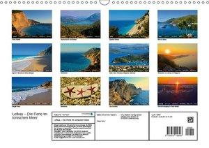 Lefkas - Die Perle im Ionischen Meer (Wandkalender 2019 DIN A3 q