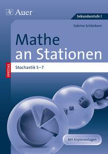 Mathe an Stationen Spezial Stochastik 5-7