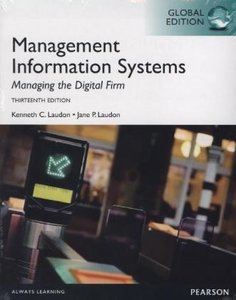 Management Information Systems W/MyLab