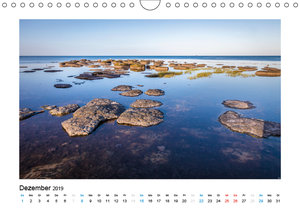 Sehnsucht nach Bornholm (Wandkalender 2019 DIN A4 quer)