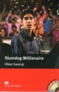 Macmillan Readers: Slumdog Millionaire with CD Pack