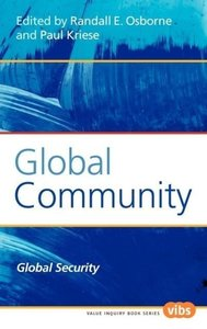 Global Community: Global Security