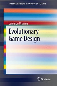 Evolutionary Game Design