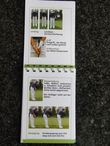 erfolgreich golfen - Grundschläge