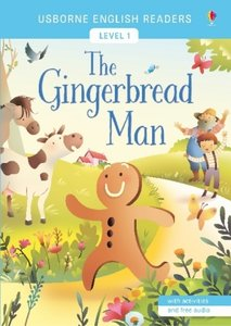 Usborne English Readers Level 1: The Gingerbread Man