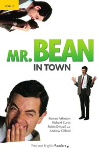 Mr Bean in Town - Buch mit MP3-Audio-CD