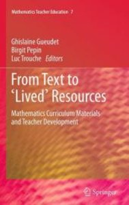 From Text to 'Lived' Resources