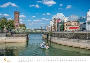 Köln 2020 Bildkalender A2 quer