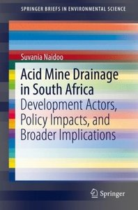 Acid Mine Drainage in South Africa