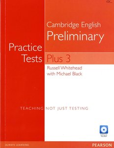 Practice Tests Plus PET 3 without Key and Multi-ROM/Audio CD Pac