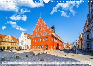 Greifswald Impressionen (Wandkalender 2020 DIN A4 quer)