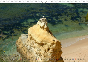 Ihr Traumstrand in Portugal (Wandkalender 2019 DIN A4 quer)