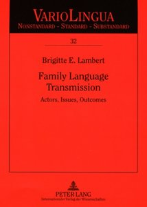 Family Language Transmission