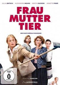 Frau Mutter Tier, 1 DVD