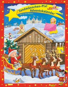 Sandmännchen-Pixi-Adventskalender 2013