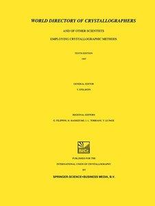 World Directory of Crystallographers