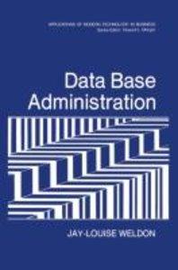 Data Base Administration