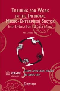 Training for Work in the Informal Micro-Enterprise Sector