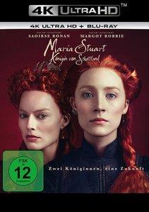 Maria Stuart, Königin von Schottland 4K, 2 UHD-Blu-ray