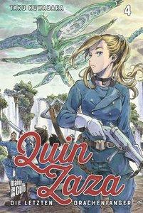 Queen Zaza - Die letzten Drachenfänger 4