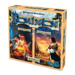 Rio Grande Games 22501407 - Dominion: Mixbox