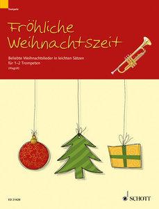 Fröhliche Weihnachtszeit/Trompete