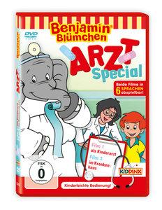 Benjamin Blümchen - Arzt-Special - als Kinderarzt/im Krankenhaus