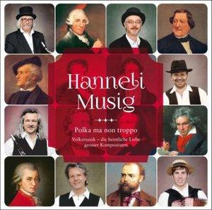 Polka ma non troppo, 1 Audio-CD