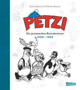 Petzi - Die gesammelten Reiseabenteuer 02. 1955 - 1959