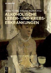 Alkoholische Leber- und Krebserkrankungen