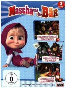 3er DVD (Folgen 1+2+4)
