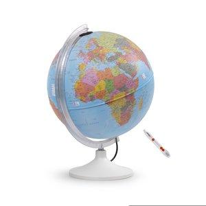 Interaktiver Globus Parlamondo