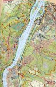RheinWandern Nord 1 : 25 000