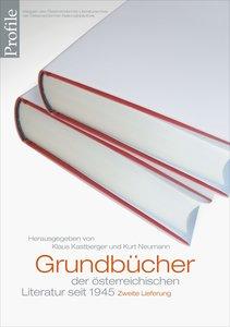 Profile 20, Grundbücher der österreichischen Literatur. Zweite L