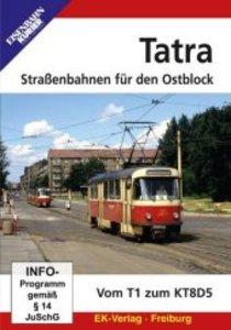 Tatra - Straßenbahnen für den Ostblock