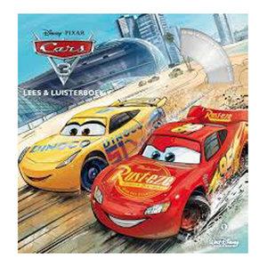 Cars 3 Lees & luisterboek