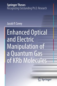 Enhanced Optical and Electric Manipulation of a Quantum Gas of K