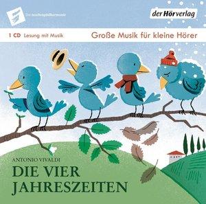 Große Musik Für Kleine Hörer-Die Vier Jahreszeiten