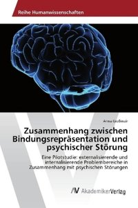 Zusammenhang zwischen Bindungsrepräsentation und psychischer Stö