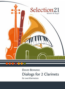 Dialogs for 2 Clarinets